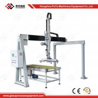 Buy cheap Fully Automatic Flat Glass Handing Equipment Glass Loader With Safety System from wholesalers
