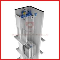 Buy cheap Machine Roomless Passenger Elevator , House Elevator Speed 1.0-1.75m /s from wholesalers