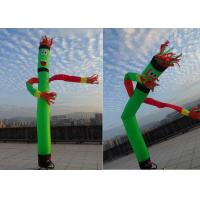 Buy cheap Advertising Inflatable Air Dancer Man Outdoor Mini Air Dancer With Logo from wholesalers