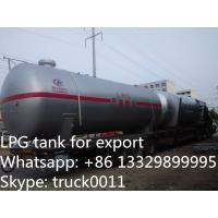 Buy cheap Hot sale LPG gas storage tanks, High quality bulk LPG tanks for sale, from wholesalers