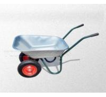 Buy cheap two wheels wheelbarrow wb6410 from wholesalers