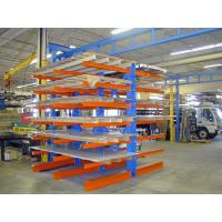 Buy cheap Removable and Adjustable Q235B Steel and Automatic Adjustable Cantilever Racking from wholesalers