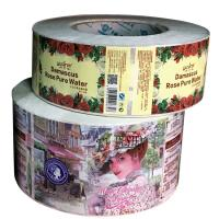 Buy cheap Self Adhesive Personalised Sticky Labels Vinyl Material Glossy Lamination from wholesalers