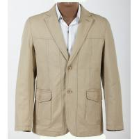 Buy cheap Customized Quality Cute and Stylish, White, Size, 52 Size 54 Young Mens Cotton Suit from wholesalers
