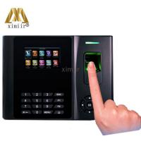 Buy cheap XM200 Fingerprint Time Attendance User-defined Function Key Time Clock Linux System Time Recording With Webserve Function from wholesalers