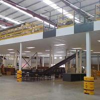 Buy cheap Steel Mezzanine Floor System from wholesalers