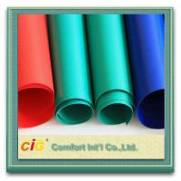 Buy cheap Fireproof PVC Coated Plastic Tarpaulin Abrasion-Resistant for Exterior use product
