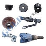Buy cheap Hydraulic crawler anchor drilling rig MGY-135L hydraulic drilling rig from wholesalers