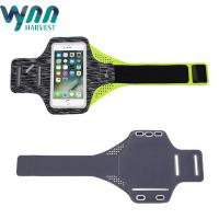 Buy cheap Neoprene Sports Phone Holder , Heat Transfer Iphone Armband For Running from wholesalers