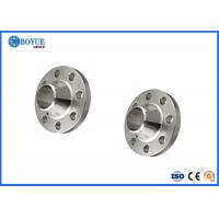 Buy cheap Inconel 625 1/2 - 24 Weld Neck Alloy 625 Pipe Flanges Forged Steel ASTM SB564 from wholesalers