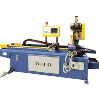 Buy cheap CNC Automatic Hydraulic Stainless Steel Pipe Cutting Machine For Tube Circular Sawing from wholesalers