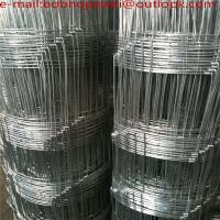 Buy cheap 1.8m high  Fence 100m roll / galvanized cattle fence price/galvanized grassland wire fence/cattle fence/sheep fence from wholesalers