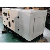 Buy cheap Perkins Generator Soundproof Generator 40KW / 50KVA Silent Diesel Generator product