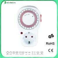 Buy cheap 30mins interval programmable timer switch from wholesalers