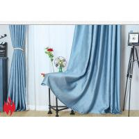 Buy cheap Flame Retardant Blackout Fabrics, high strength, good color fastness from wholesalers