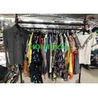 Buy cheap Summer Used Womens Clothing American Style Second Hand Cotton Blouse from wholesalers