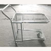 Buy cheap Warehouse Four Wheel Shopping Trolley from wholesalers