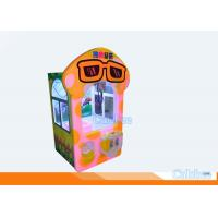 Buy cheap Toy Vending Machine Coin Operated Crane Game Machine 250w from wholesalers