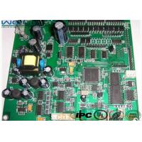 Buy cheap 2 Layers Electronic PCB Printed Circuit Board Prototype Assembly FR4 Base Material from wholesalers