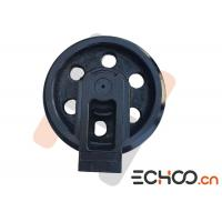 Buy cheap Mini Excavator Spare Parts Undercarriage KX91-3 Idler Wheel / KX91 Front Idler from wholesalers