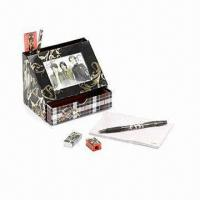 Buy cheap Jonas Photo Frame Desk Tidy, Character Designs Dazzle with Foiling and Tartan Flourishes from wholesalers