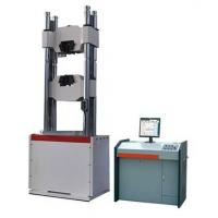 Buy cheap Digital Display Hydraulic Universal Testing Machine High Accurate Load Cell from wholesalers
