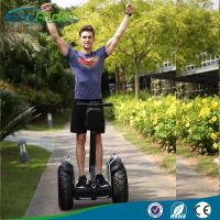 Buy cheap Audlt Off Road Two Wheels Self Balancing Electric Scooter Segway Type Multi Color product