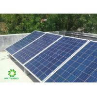 Buy cheap Elevated Rooftop Ballast Solar PV Mounting Structure Rust - Resistance from wholesalers