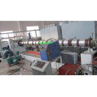 Buy cheap Automatic Plastic XPS Foam Board Production Line , Width 600mm 900mm 1200mm from wholesalers