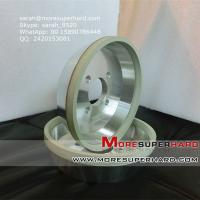 Buy cheap Hot! vitrified diamond cup wheel for ceramic   sarah@moresuperhard.com from wholesalers