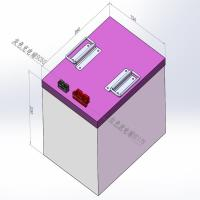 Buy cheap 24v 52ah lithium ion forklift battery from wholesalers