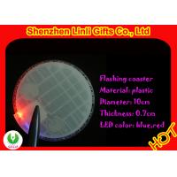 Buy cheap Personalized barware gifts- cheap plastic lighted glass holder for KTV or promotional gift from wholesalers