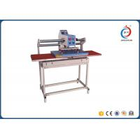 Buy cheap Automatic Pneumatic T Shirt Printing Equipment Double Station Textile from wholesalers