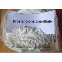 Buy cheap White Powder Injectable Anabolic Steroids Drostanolone enanthate CAS 472-61-145 from wholesalers