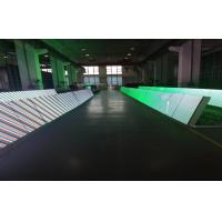 Buy cheap PH12 SMD Full-color Curved Sports Stadium LED Screen Display for Perimeter Board Advertising from wholesalers