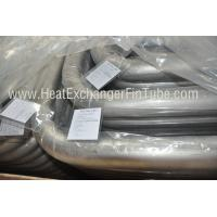 Buy cheap 90 Degree L/R & S/R  Return Tubes , ASTM A403 WP316L Stainless Steel Elbow from wholesalers