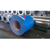 Buy cheap Hot dipped galvanized PPGI / PPGL steel coil , galvalume steel plate DIN , GB , JIS Standard from wholesalers