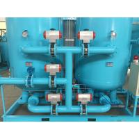 Buy cheap Two Columns Filled Medical Oxygen Gas Plant 150-200 Barg End Pressure product