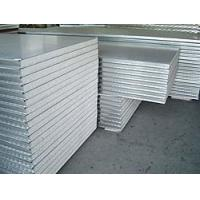 Buy cheap Corrugated Noise Insulated Metal Panels , Fire Rated Insulated Roofing Sheets from wholesalers