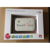 Buy cheap Huawei E5730 3G Wifi Router 42M Portable 3G Wireless Router Power Bank from wholesalers