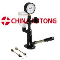 Buy cheap common rail nozzle validator tester S60H bosch diesel injector nozzle tester from wholesalers