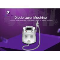 Buy cheap Permanent Beauty Hair Removal Diode laser hair Removal Machine With 808nm from wholesalers