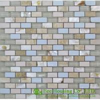 Buy cheap Washable and Durable Shell Series Mosaic Tile Factory In China For House Decoration from wholesalers