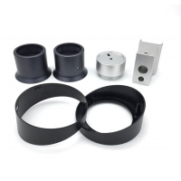 Buy cheap Customized Titanium TC4 Cnc Mechanical Parts from wholesalers