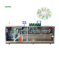Buy cheap Stable Plastic Ampoule Filling And Sealing Machine GGS 240P5 0.8-200 ml product
