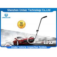 Buy cheap Black Rods Under Vehicle Inspection Mirror For Security Checking UV200 from wholesalers