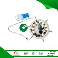 Buy cheap 12 Volt Dc Solar Home Ceiling Fan Motor With Remote Control Ce Approved from wholesalers