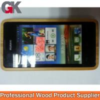 Buy cheap All Natural Bamboo Case For Huawei Ascend U8833 Y300 from wholesalers
