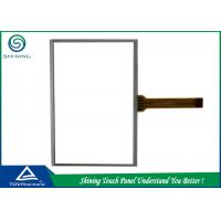 Buy cheap 8.8 Inch Small Industrial Touch Screen Panel 5 Wire Resistive High Stability from wholesalers