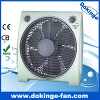 Buy cheap ABS body material household 14electric box fan with timer (KYT35-01) from wholesalers